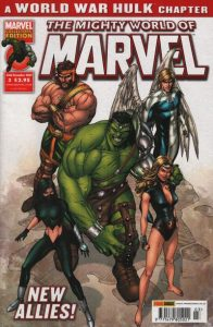 The Mighty World of Marvel #3 (2009)
