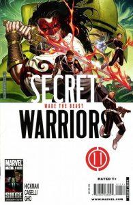 Secret Warriors #11 (2009)