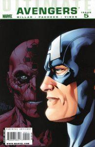 Ultimate Avengers #5 (2009)