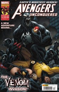 Avengers Unconquered #12 (2009)