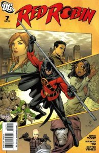 Red Robin #7 (2009)