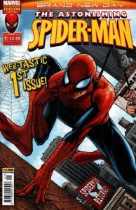 Astonishing Spider-Man #1 (2009)