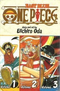 One Piece #1-2-3 (2009)