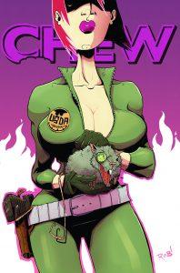 Chew #7 (2009)