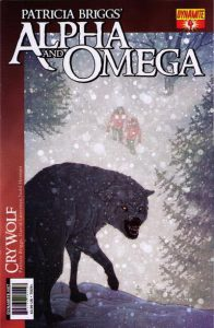 Patricia Briggs' Alpha and Omega Cry Wolf Volume One #4 (2010)