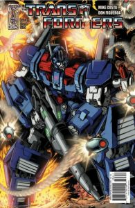 The Transformers #3 (2010)