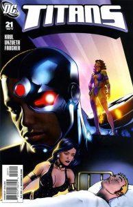 Titans #21 (2010)