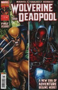 Wolverine and Deadpool #1 (2010)