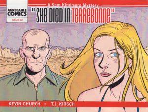 She Died in Terrebonne: A Sam Kimimura Mystery #2 (2010)