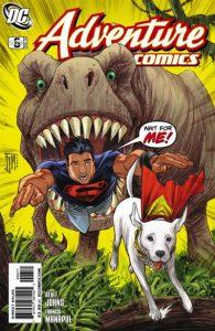 Adventure Comics #6 / 509 (2010)