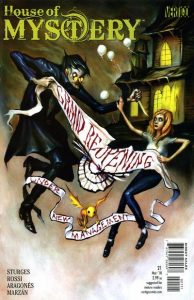 House of Mystery #21 (2010)