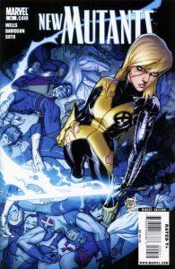 New Mutants #9 (2010)