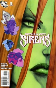 Gotham City Sirens #8 (2010)