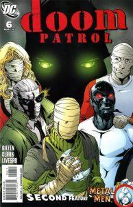 Doom Patrol #6 (2010)