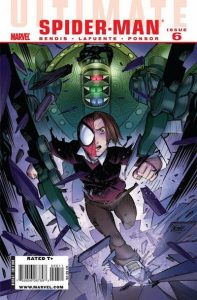 Ultimate Comics Spider-Man #6 (2010)