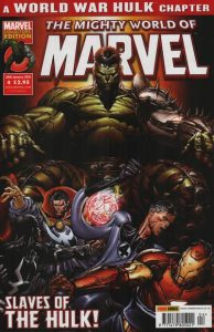 The Mighty World of Marvel #4 (2010)
