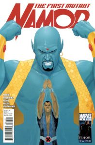 Namor: The First Mutant #9 (2010)