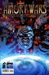 The Amory Wars in Keeping Secrets of Silent Earth: 3 #2 (2010)