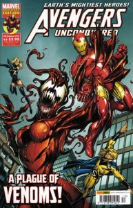 Avengers Unconquered #13 (2010)