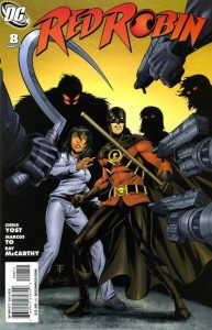 Red Robin #8 (2010)