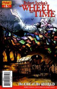 Robert Jordan's The Wheel of Time: The Eye of the World #1.5 (2010)