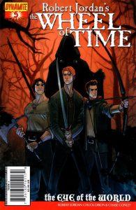 Robert Jordan's The Wheel of Time: The Eye of the World #5 (2010)