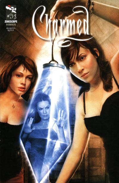 Charmed #9 (2010)