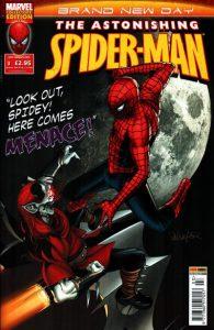 Astonishing Spider-Man #3 (2010)