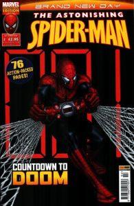 Astonishing Spider-Man #2 (2010)