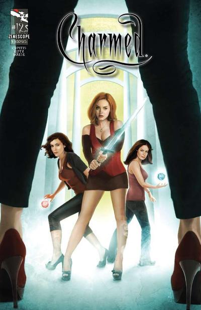 Charmed #12 (2010)