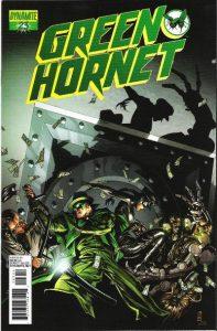 Green Hornet #23 (2011)