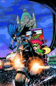 Batman and Robin #7 (2010)