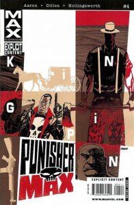 PunisherMax #4 (2010)