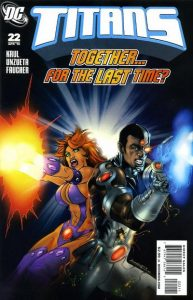Titans #22 (2010)