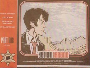 She Died in Terrebonne: A Sam Kimimura Mystery #1 (2010)