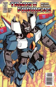 The Transformers #4 (2010)