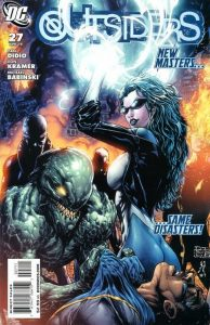 The Outsiders #27 (2010)