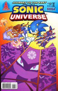 Sonic Universe #13 (2010)