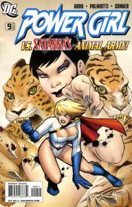 Power Girl #9 (2010)