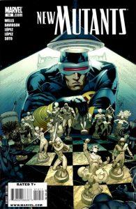 New Mutants #10 (2010)
