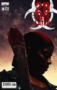 28 Days Later #8 (2010)