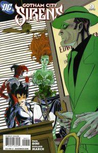 Gotham City Sirens #9 (2010)