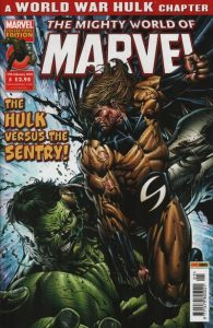 The Mighty World of Marvel #5 (2010)