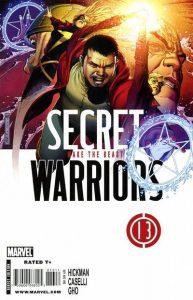 Secret Warriors #13 (2010)