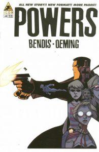 Powers #4 (2010)
