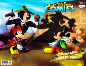 Walt Disney's Comics and Stories #704 (2010)