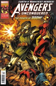 Avengers Unconquered #14 (2010)