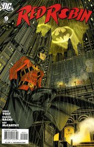 Red Robin #9 (2010)