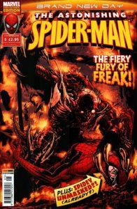 Astonishing Spider-Man #5 (2010)