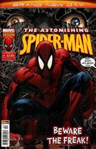 Astonishing Spider-Man #4 (2010)